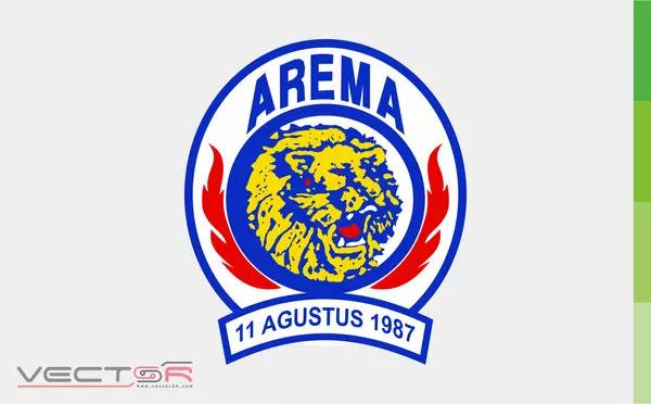 Arema Indonesia (1996) Logo - Download Vector File CDR (CorelDraw)