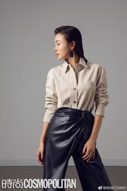 Nie Yuan Qin Lan reunite Cosmopolitan