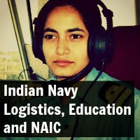 Indian Navy Logistics, Education and NAIC Notification June 2014 Batch