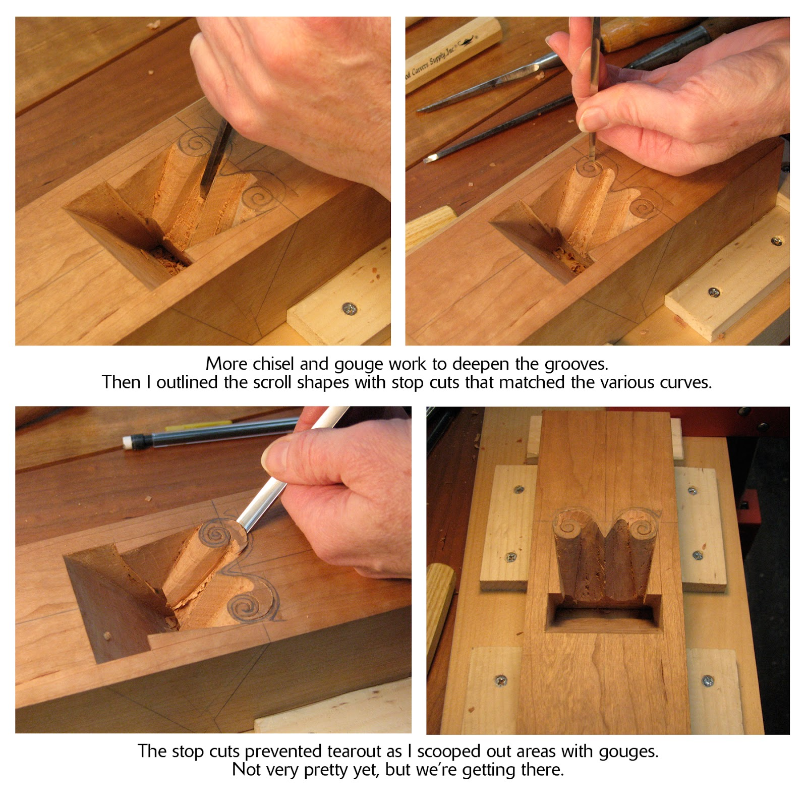 Wood Shop Projects : Building A Beehive From A Hive Plan