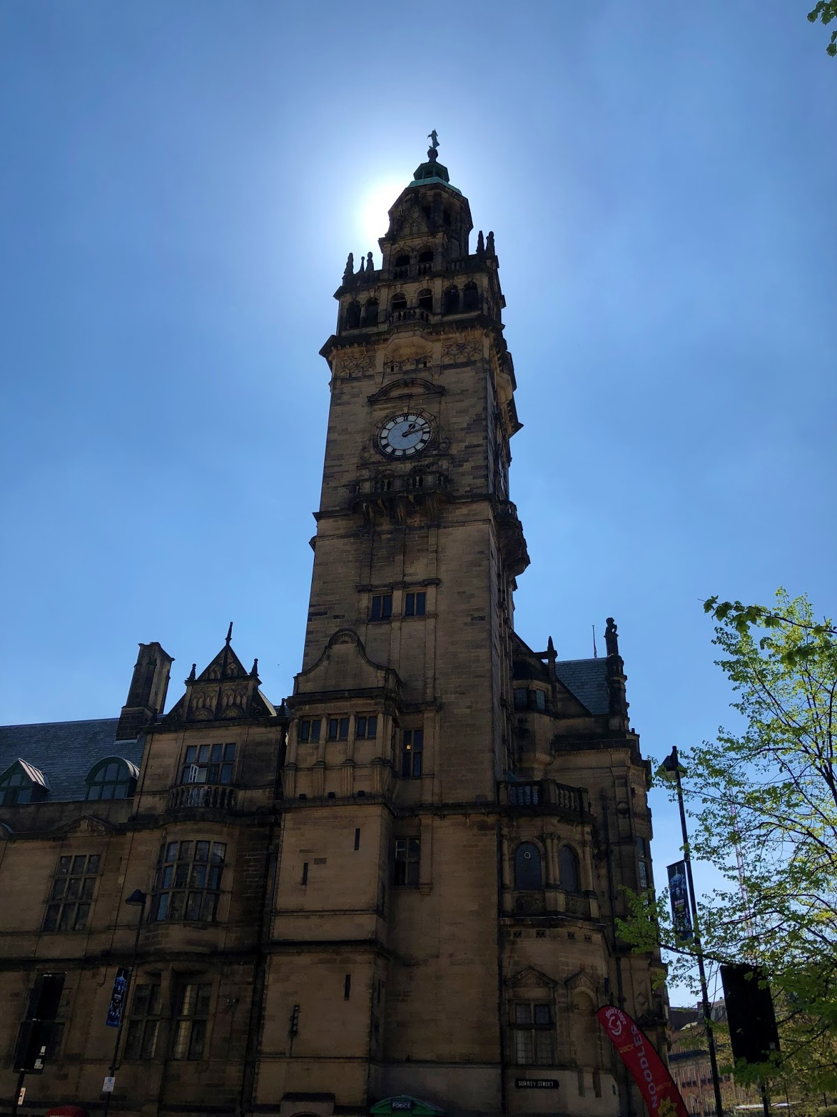 Pictures from a sunny weekend in Sheffield
