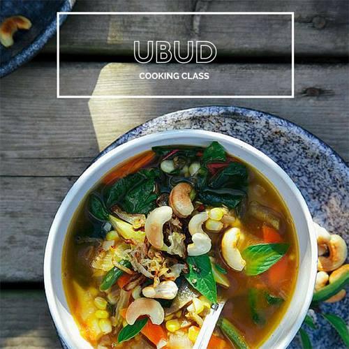 Bali lekcja gotowania! yo!
