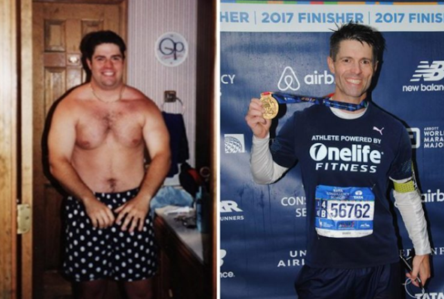 Weight loss before and after stories give you the inspiration to start your program