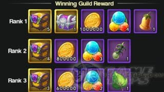 Ragnarok Rush - Invasion Rewards