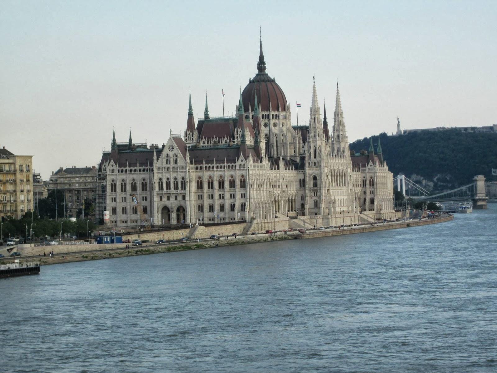 Parlamento - Budapeste