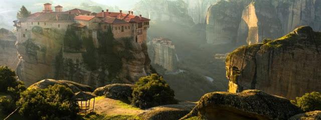 Complexo do Mosteiro de Meteora, Grécia