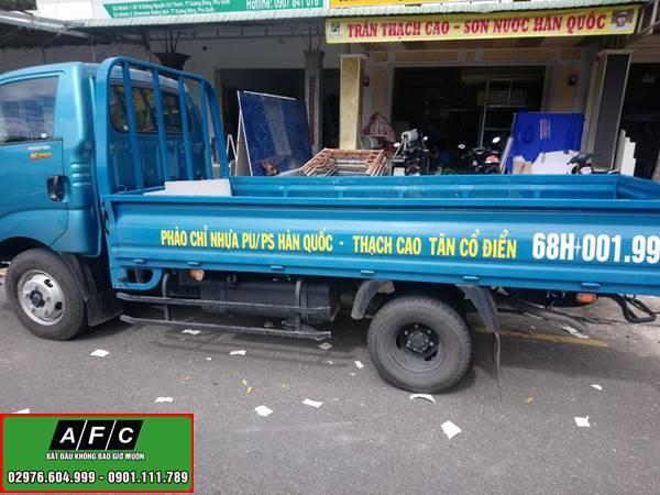 Nhận dán đề can xe ô tô giá rẻ uy tín tại Phú Quốc