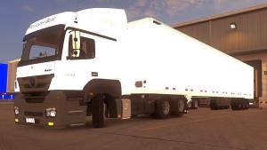 Axor 1840 truck mod