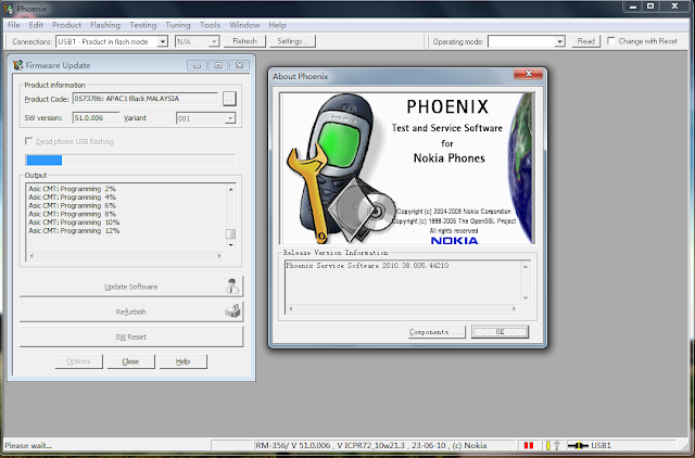 Free Download Phoenix Service Software (Nokia Flash Tool) (2020) Latest Update
