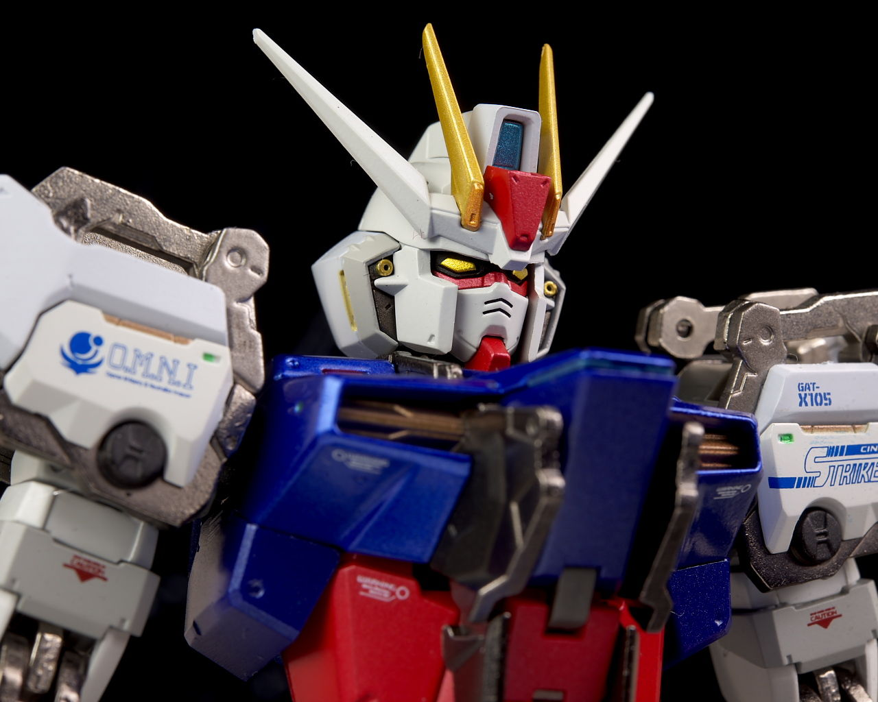 Review ] - Metal Build - Aile Strike