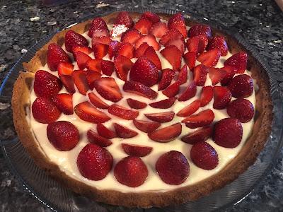tart,çilekli tart, tart kalıbı, ne pişirsem, tatlı tarifleri, pasta kreması, çilekli tatlı, meyveli tatlı, sütlü tatlı, tartolet