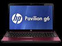 تعريفات لاب توب  hp pavilion g6-2289sx لويندوز 7