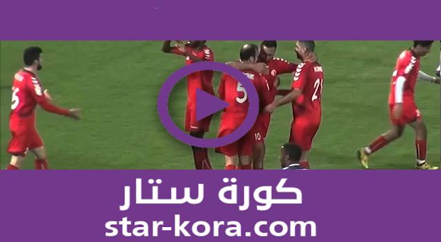 مشاهدة مباراة ضمك والفيصلي بث مباشر 09-08-2020 الدوري السعودي