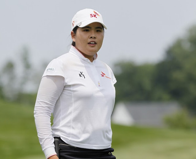 Inbee Park is often among LPGA putting leaders