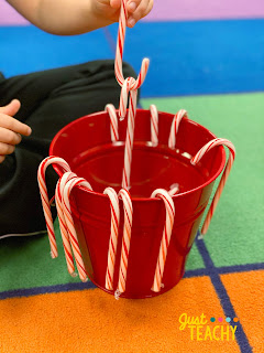 Party Games - Hooking Candy Canes