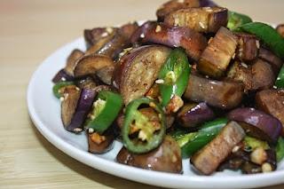 resep tumis terong ungu saus tiram mudah dan nikmat