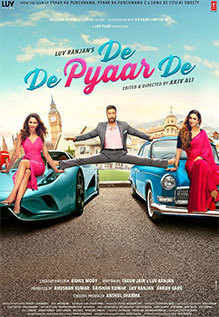 Download Film dan Movie De De Pyaar De (2019) Subtitle Indonesia