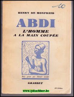 l'homme a la main coupée, 1937