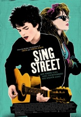"Carátula del DVD: ""Sing Street"""