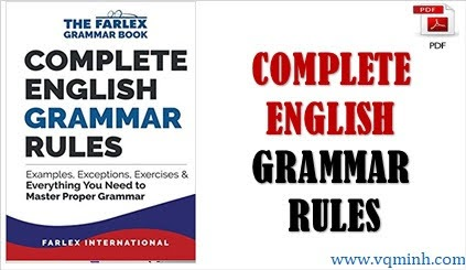 Complete English Grammar Rules Ebook Pdf Learning English