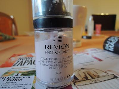 Baza Revlon Photoready, czyli kiedy podkład okazuje się zbędny