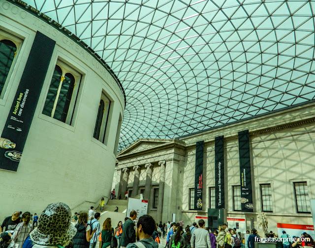 Museu Britânico, Londres