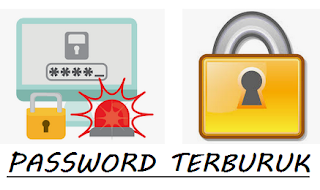 password mudah di bobol
