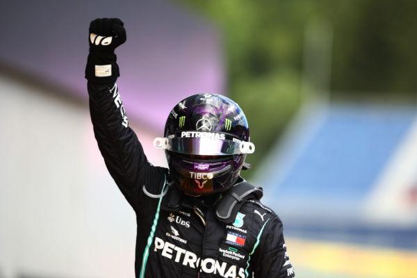 Lewis Hamilton Formula 1 Pirelli Grosser Preis Der Steiermark 2020