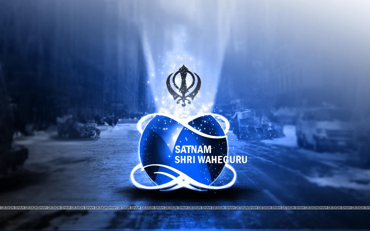 KS Kreations: Satnam Shri Waheguru