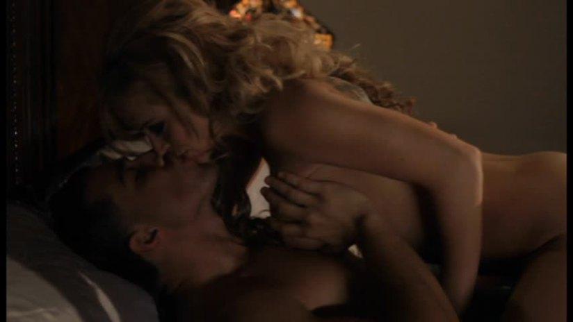 Mindy Robinson Dustin Quick Tittie In Mansion Of Blood