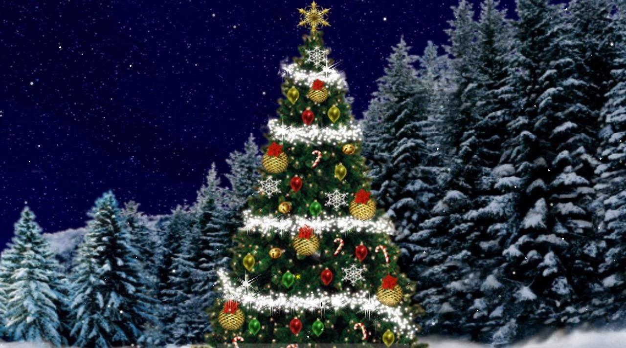 Animated Christmas Desktop Wallpaper Tatoos Army 3d Christmas Tree For Desktop Hd Wallpaper Free