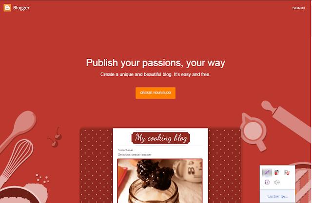 Blogger.com क्या हे hindi में - mastatus
