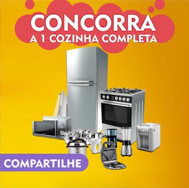 Promoção Tambaú - Concorra a 1 Cozinha Completa