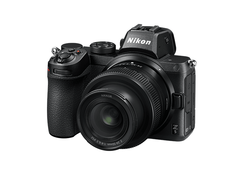 Nikon Z5 full-frame mirrorless with IBIS and Dual-SD card slots now official!