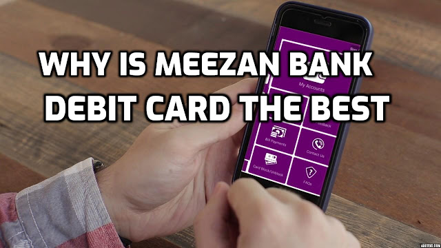 Meezan Bank is the best debit card for online shopping
