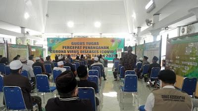 Pembukaan Ponpes Di Lombok Timur Disambut Hangat Oleh Para Pimpinan Ponpes