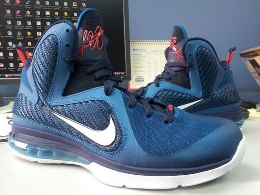"""timeless design 3c05e dd6cf Here is new images of the Nike Lebron 9 """"Swingman"""" Sneaker set to release  on 3 2, will you be picking these sneakers up when they drop"""