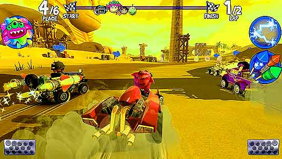 Beach Buggy 2 Game Mod Apk Unlimited