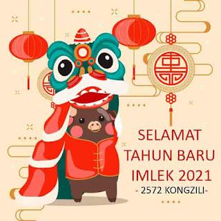 selamat imlek 2021