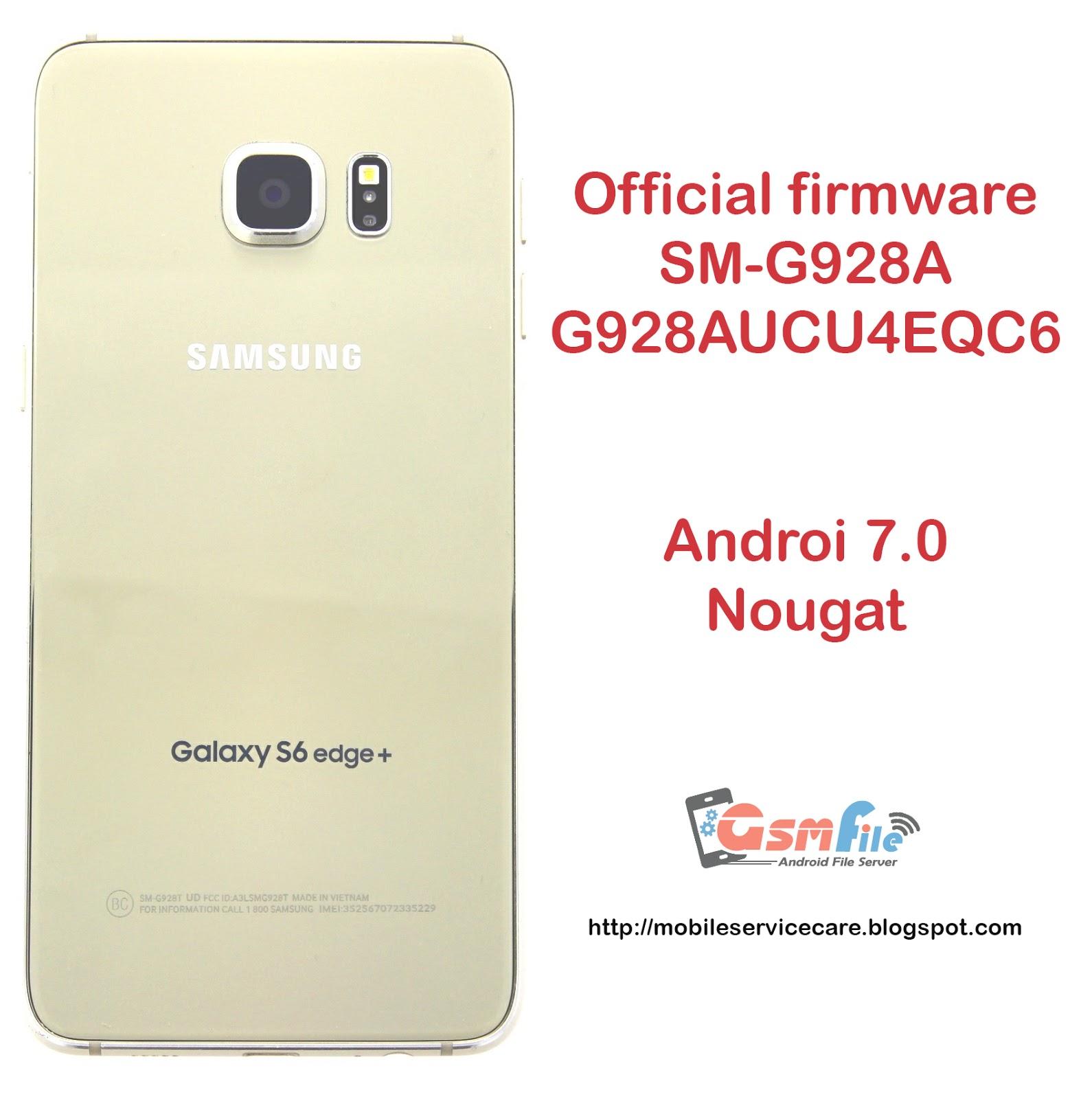 Firmware Samsung Galaxy S6 Edge Plus Sm G928A - ▷ ▷ PowerMall