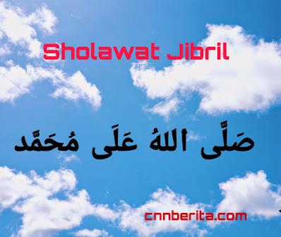 Sholawat Jibril 500x