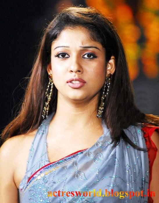 Nayanthara In Saree Navel , New Unseen Photos, Very Hot -5099