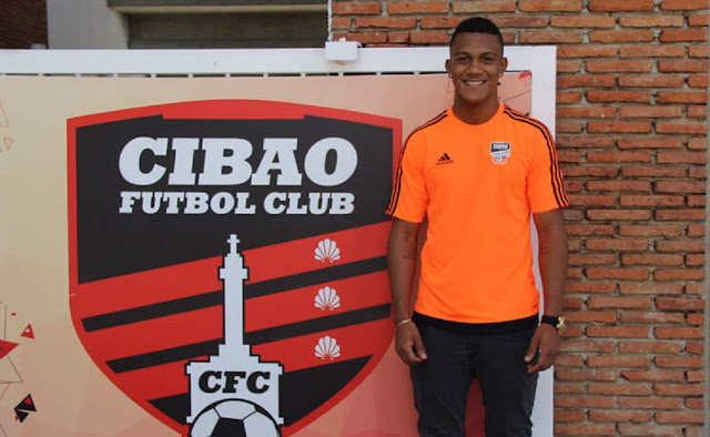 Cibao FC anuncia a Jostin Daly, de Costa Rica, como nuevo refuerzo