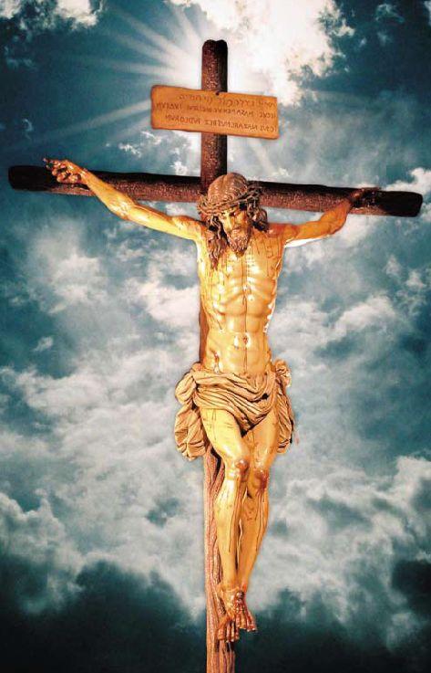 Diácono Luis Brea Torrens A Jesucristo Nuestro Señor Muerto En La