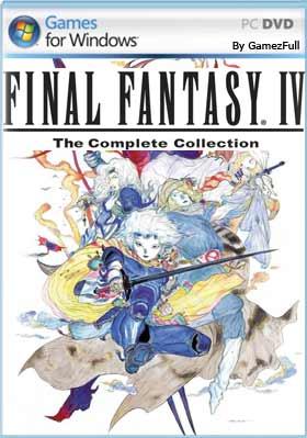 Final Fantasy IV Collection (2014-2015) PC Full Español