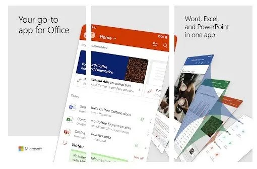 Microsoft-Office-Mobile-Apps