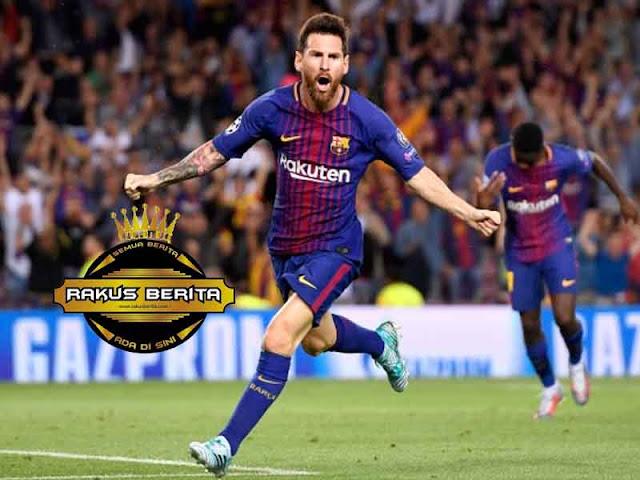 Messi Tetapkan Status Sebagai Raja El Clasico