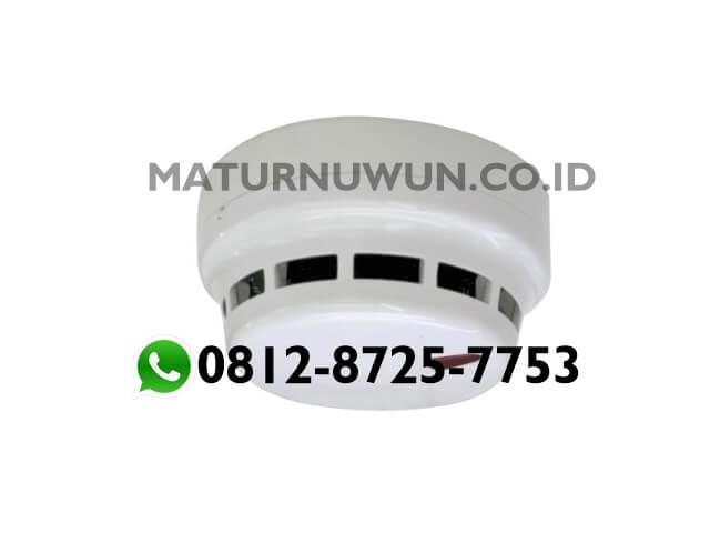 smoke detector murah, instalasi smoke detector