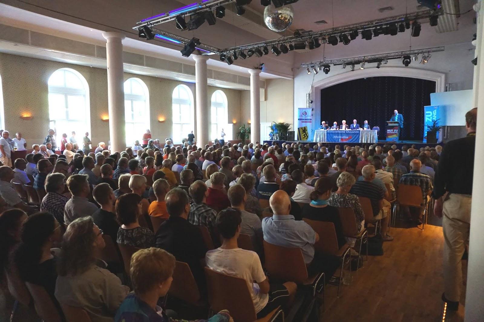 Neuigkeiten aus Sachsen: Heute zwei politische Veranstaltungen auf ...