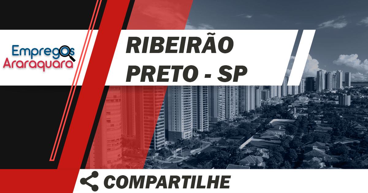 Estagiário(a) em Administração / Ribeirão Preto - SP / Cód. 3474